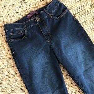 Gloria Vanderbilt Stretch Jeans Jeggings Size 10